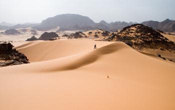 Africa's Sahara Desert