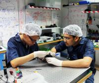 CQT Students Work on SPEQS