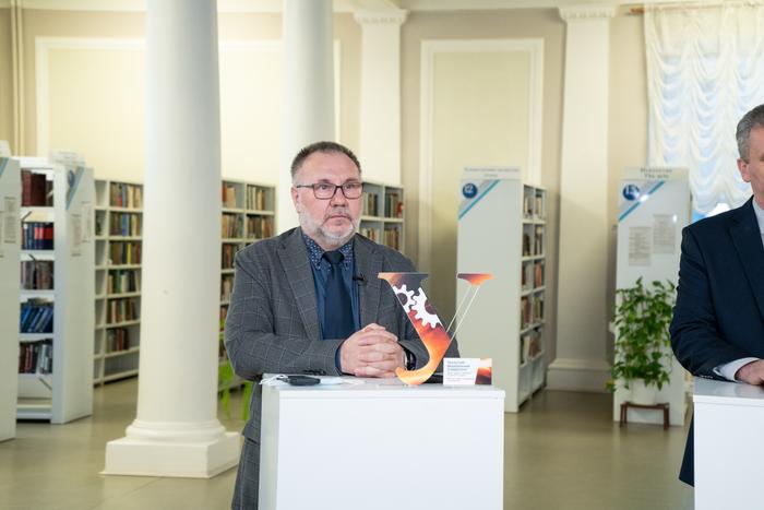 Oleg  Sheshukov at UrFU