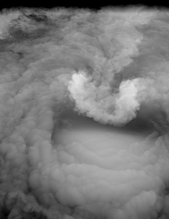 3D storm rendering
