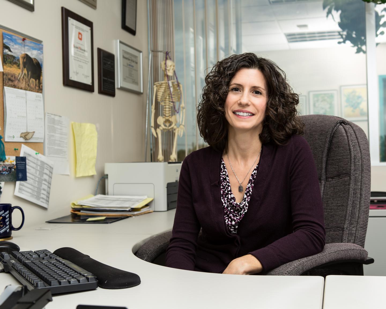 Elizabeth Blickensderfer, Embry-Riddle Aeronautical University