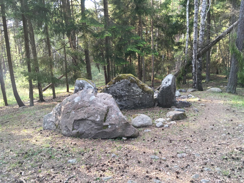 The Ansarve Dolmen
