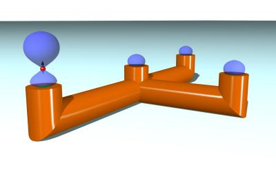 Schematic Representation of the Magnetic Hose
