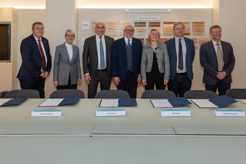 ENHANCE - European Universities of Technology Alliance