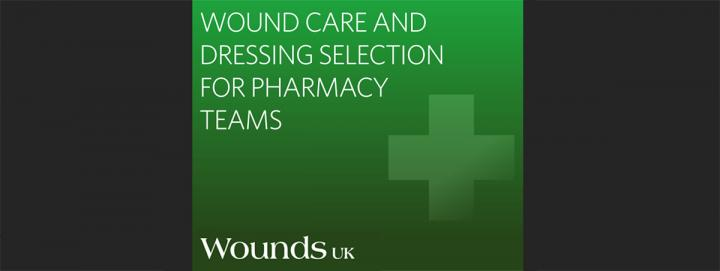 New Wound Care Best Practice Consensus Document for Pharmacy Teams