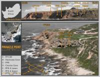 Pinnacle Point Cave Research Site, South Africa