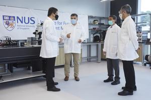 I-FIM Lab Visit