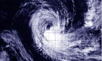MODIS Image of Colin