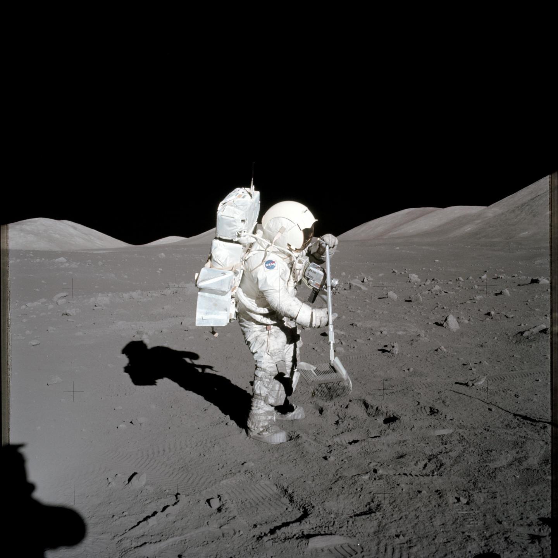Apollo 17 Astronaut