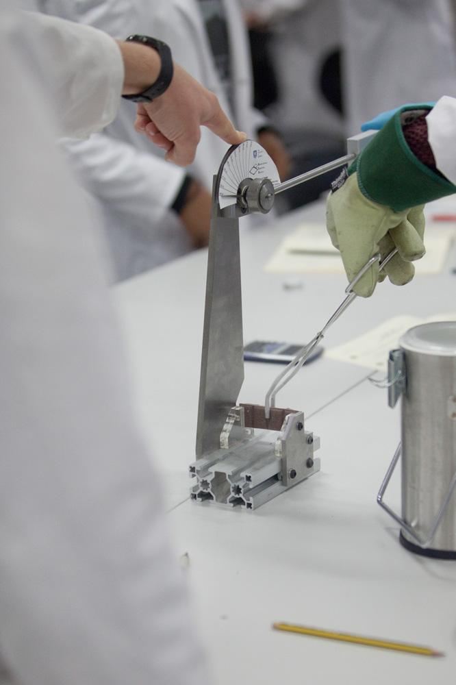 Measuring the Toughness of the Material Chocolate (1 of 2)