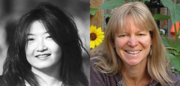 Jane Qiu and Jane Palmer