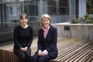 Dr Ksenija Nesic and Professor Clare Scott