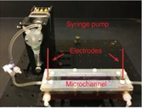 Experimental Setup of Liquid-Filled Surface