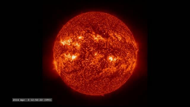 NASA Satellites Spot Nanojets On Sun