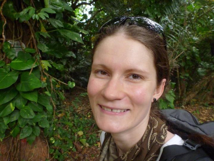 Dr. Sarah Greenwood, University of Stirling