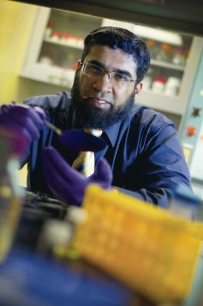 Samir Iqbal, University of Texas at Arlington