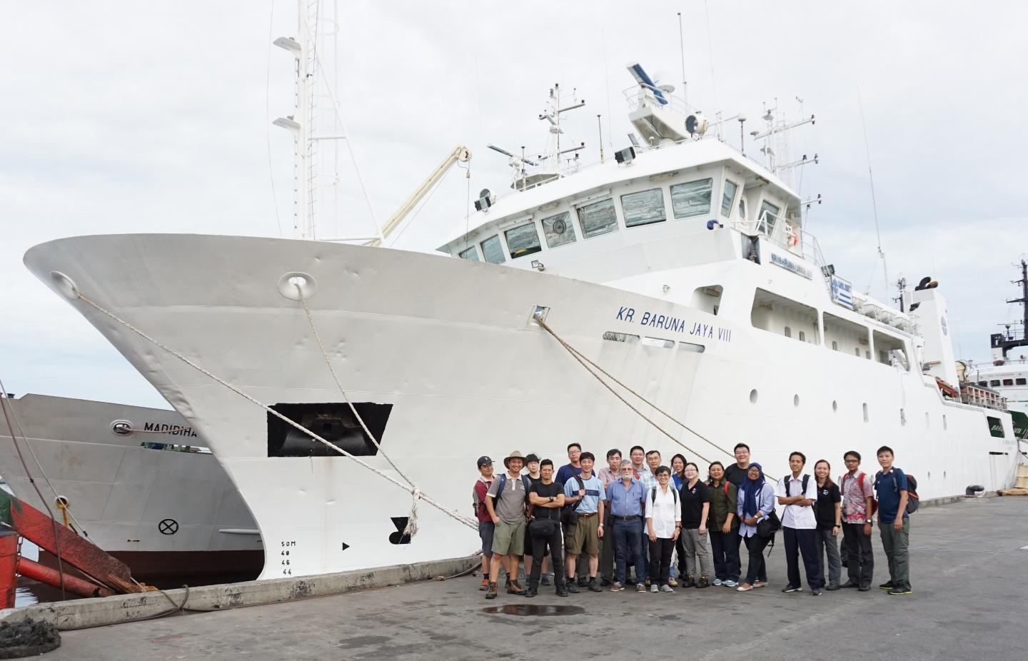 South Java Deep-Sea Biodiversity Expedition 2018 (3 of 3)