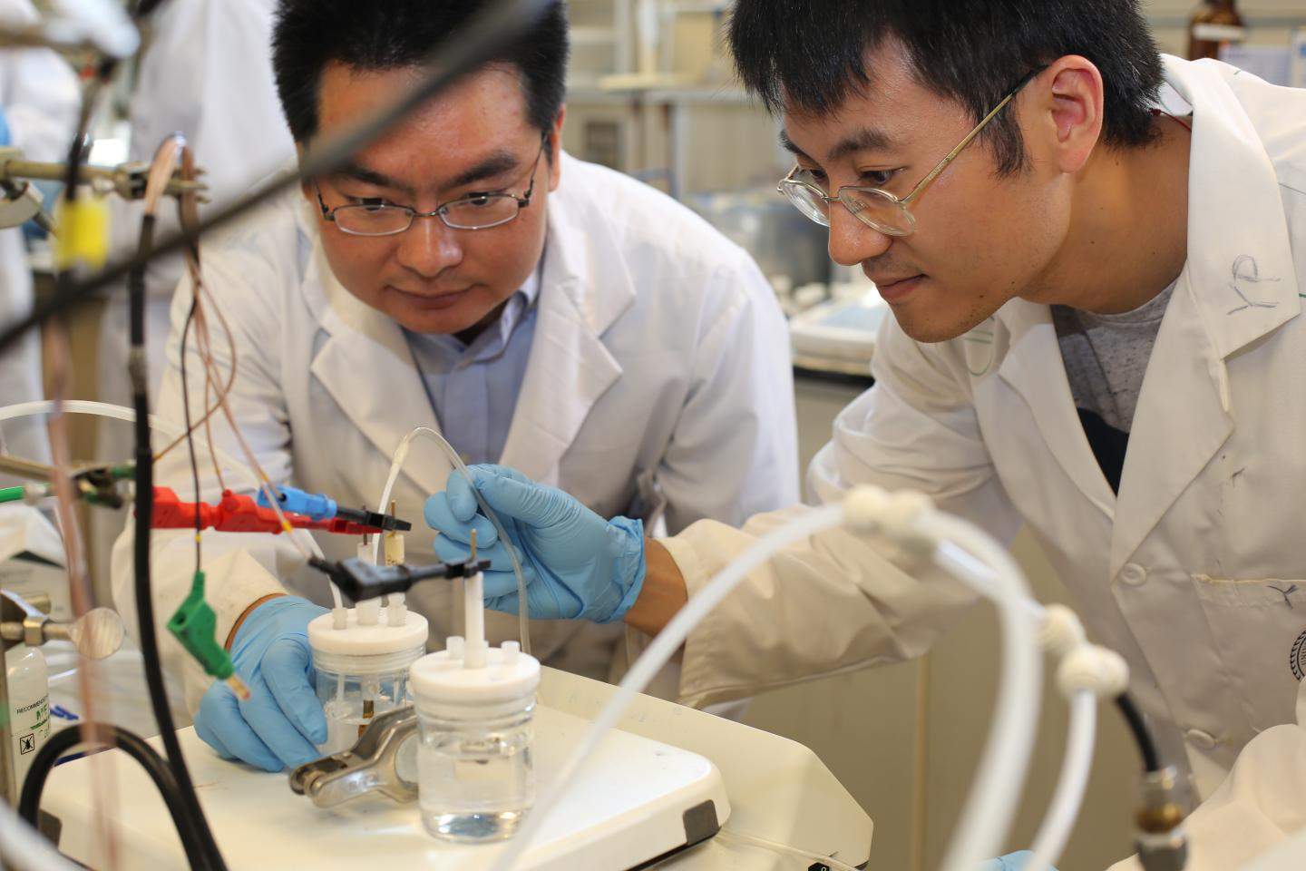Liu & Pang, University of Toronto Faculty and Applied Science & Engineering