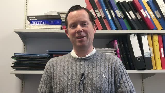 Keith Vance, University of Bath