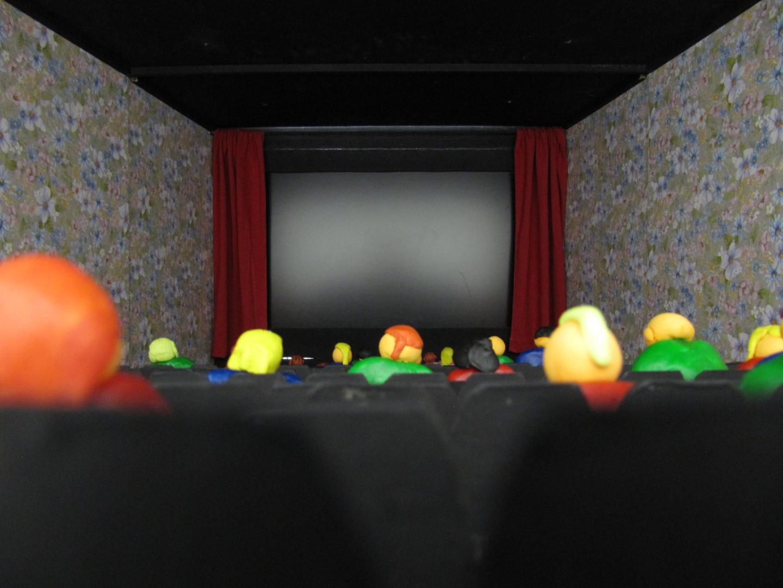 Miniature Movie Theater