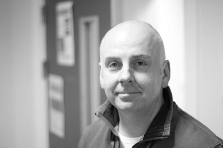 Gareth Clegg, University of Stirling