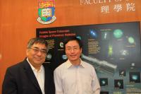 Professor Sun Kwok, Dr. Zhang Yong, University of Hong Kong