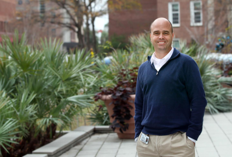 Hollings Cancer Center Researcher Matthew Carpenter