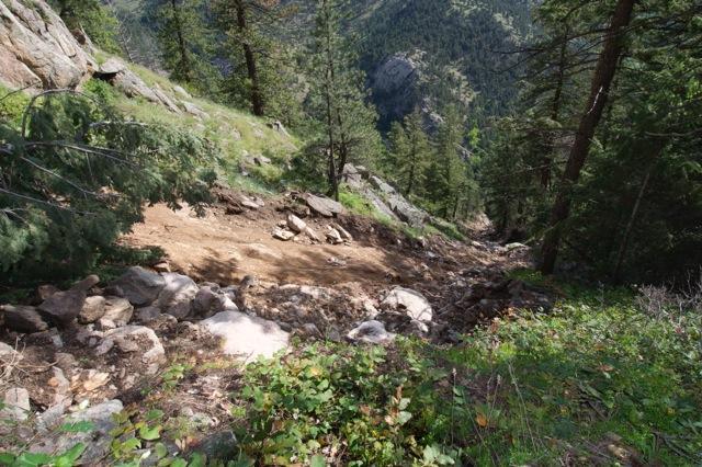 Colorado Landslide