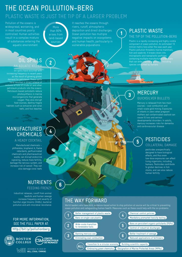 Human Health and Ocean Pollution