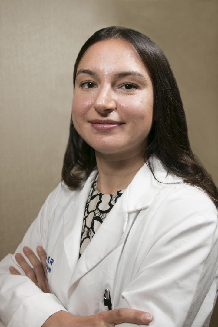 Olga Boukrina, Ph.D., Kessler Foundation