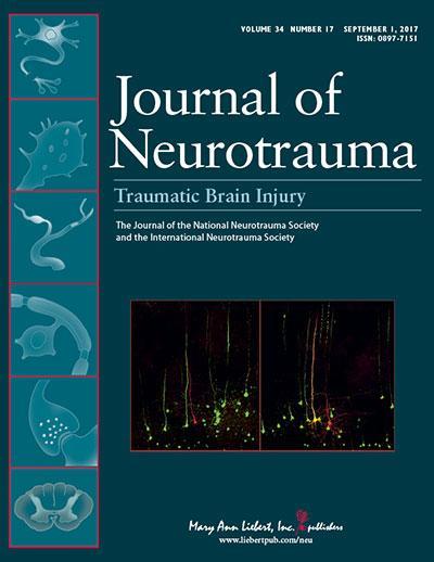 Journal of Neurotrauma