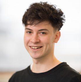 Jack Collier, Ph.D. Student, Newcastle University