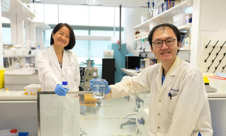 NTU Scientists Develop Energy-Saving 'Liquid Window'