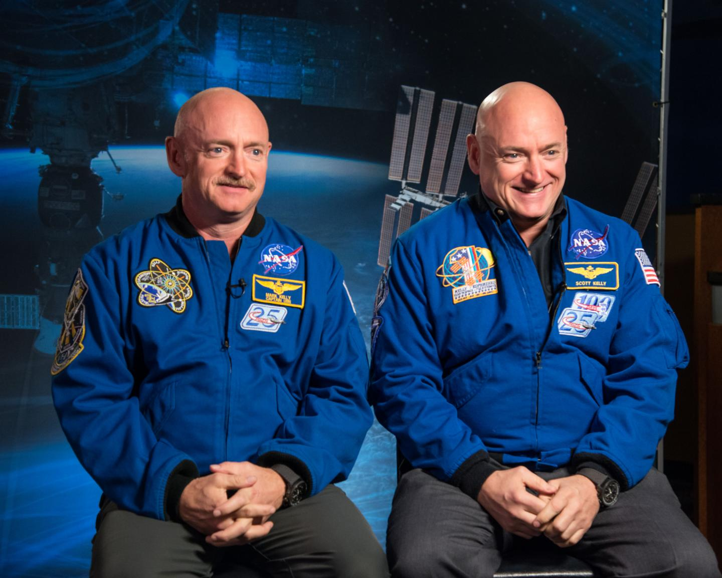 """NASA Releases Twins Study Video - """"Omics: Advancing Personalized Medicine from Space to Earth"""""""