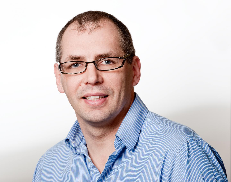 Patrick Labonté, professor at INRS