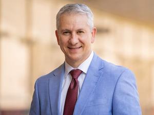 University of Houston Cullen Endowed Professor of biomedical engineering Mario Romero-Ortega