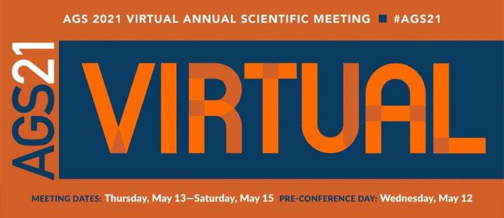 AGS 2021 Virtual Annual Scientific Meeting