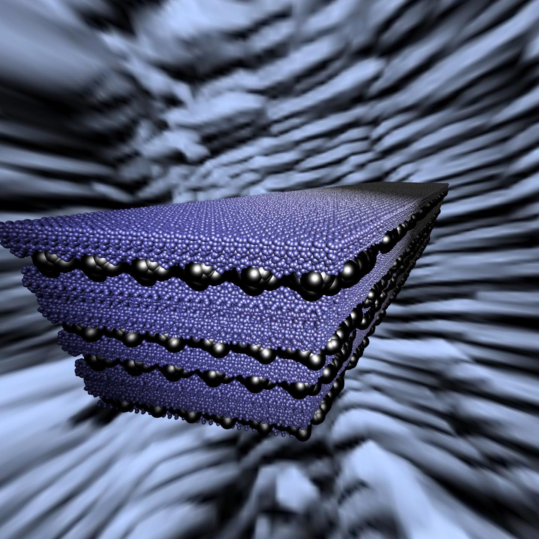 Platelet-matrix Composite Model