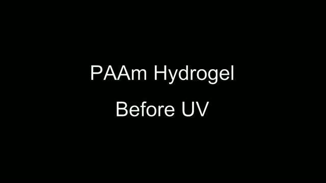 Movie Pull Apart Hydrogels