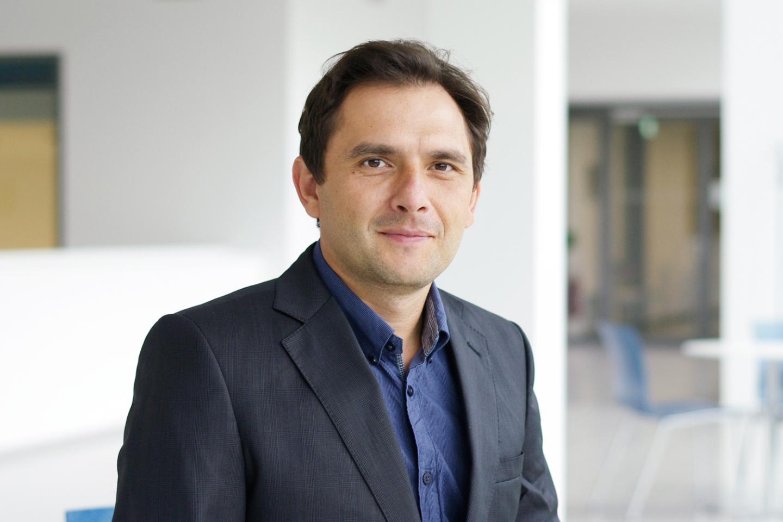Dr. Nikolay Ninov, Technische Universität Dresden