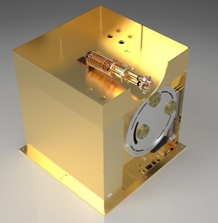 RTOF on Laser Stack