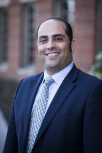Charbel Moussa, Georgetown University Medical Center