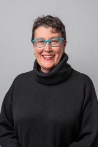 Terrie Moffitt portrait