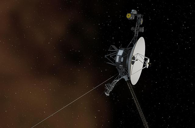 Another Voyager Discovery