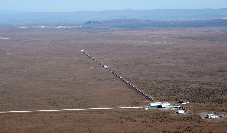 The LIGO Detector in Washington