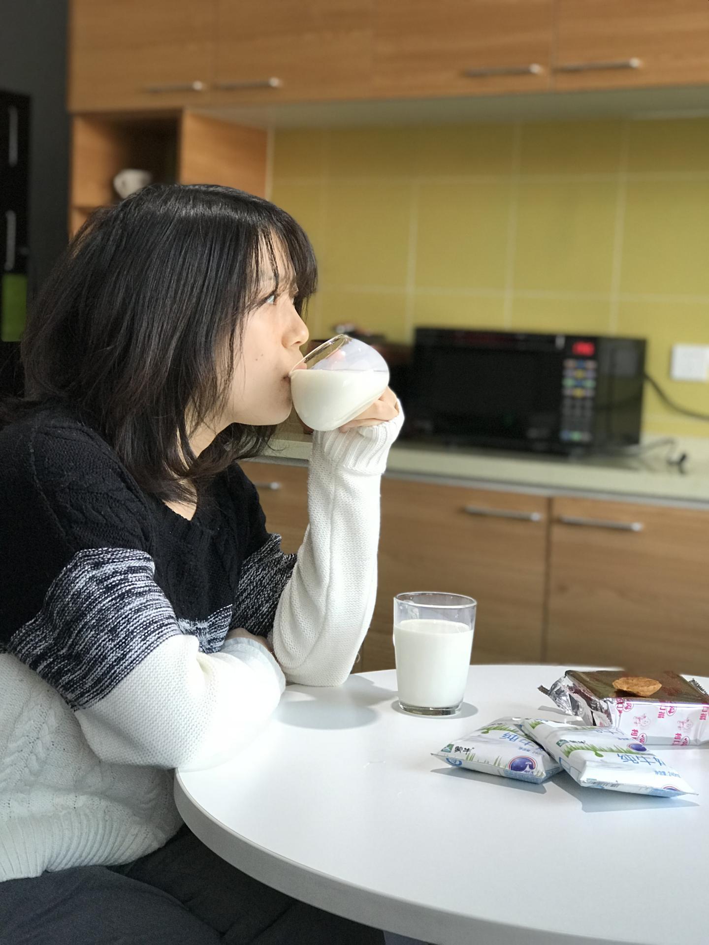 Milk Drinking in China