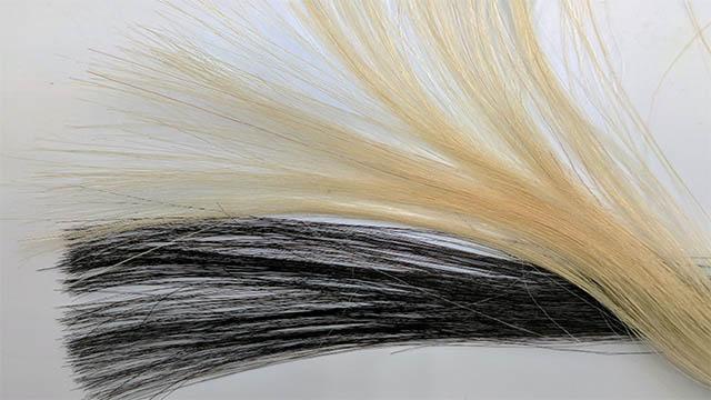 Multifunctional Graphene Hair Dye