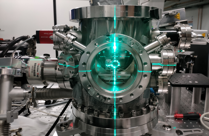 Table-top electron camera catches ultrafast dynamics of matter