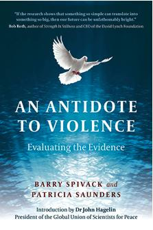 An Antidote to Violence: Evaluating the Evidence