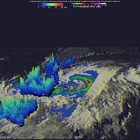 GPM Image of Danny
